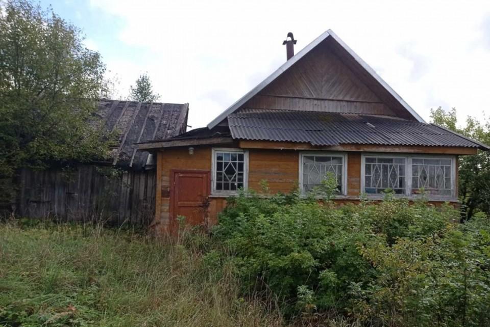 В дачный дом злоумышленник проник через подвал Фото: УМВД России по Тверской области