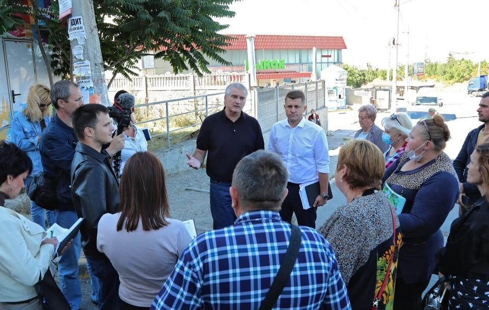 В Симферополе могут восстановить старые транспортные маршруты. Фото: Сергей Аксенов/Вконтакте