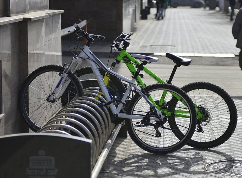 Похититель велосипедов по-тульски: добыча составила сразу несколько двухколесных коней