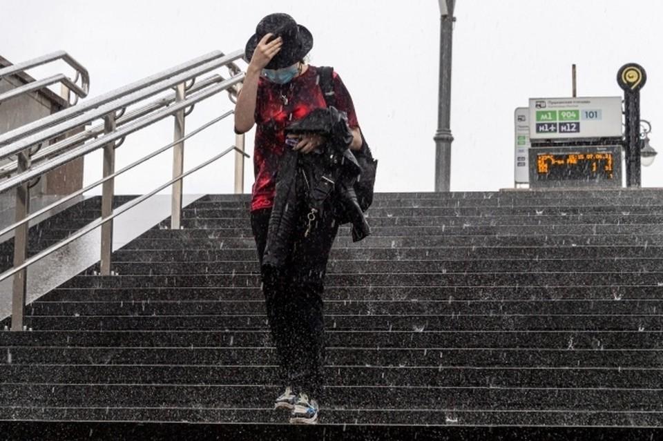 На Новосибирск надвигается ощутимое похолодание.