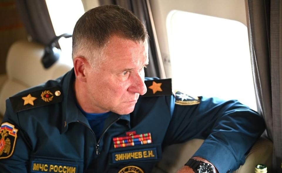Зиничеву было 55 лет. ФОТО: vk.com/kremlin_ru_adm