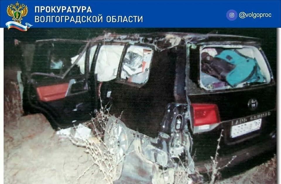 Фото: прокуратура Волгоградской области.