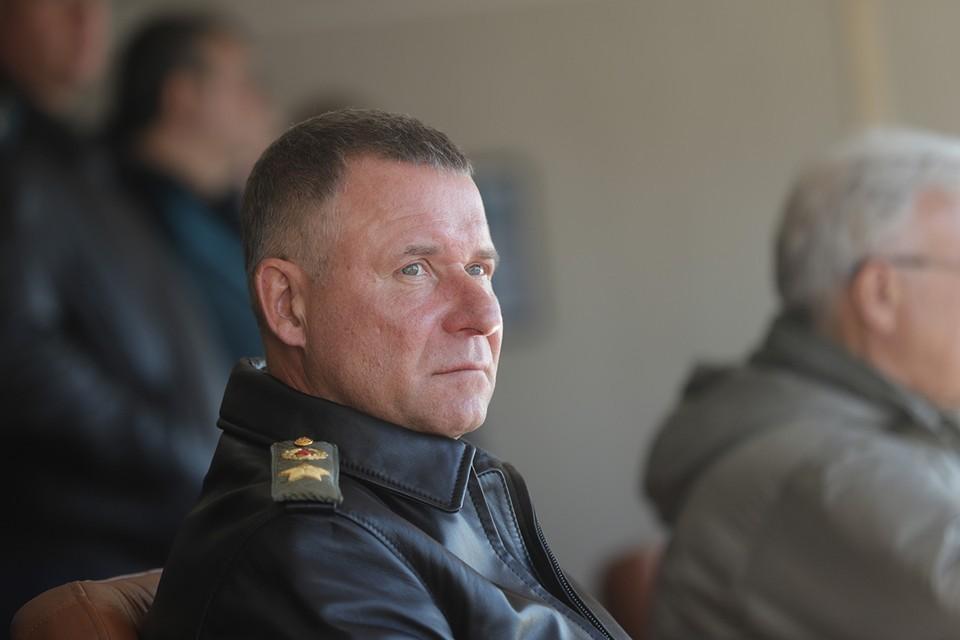 Евгений Зиничев. Фото МЧС