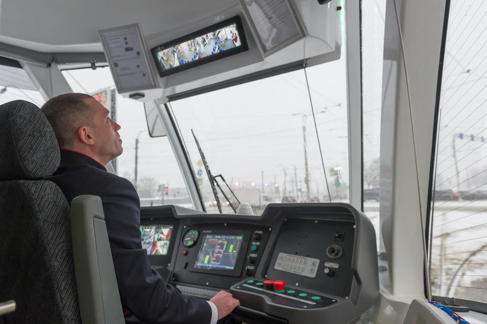 Трамвай будет курсировать по маршруту № 3.