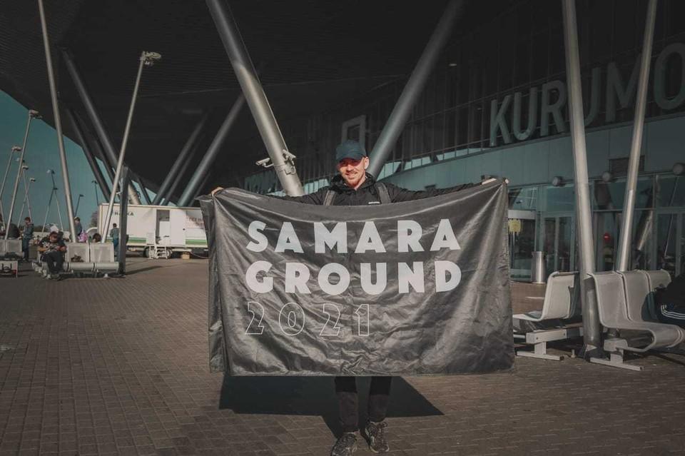 По улицам Самары будет ездить эксклюзивный трамвай, преображенный руками уличного художника