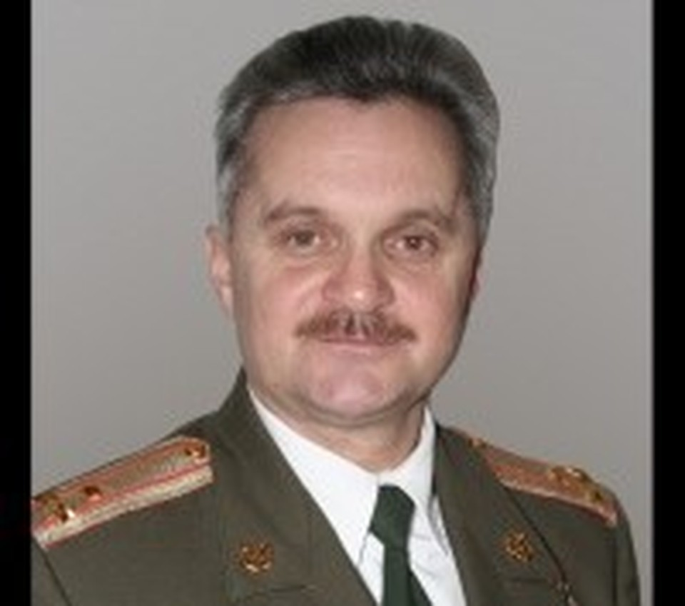 Александр Владимирович Одиночников.