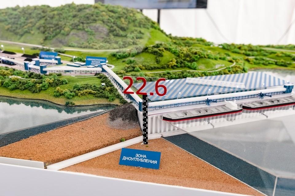 """Терминал """"Лавна"""" запустят в 2023 году. Фото: правительство Мурманской области"""