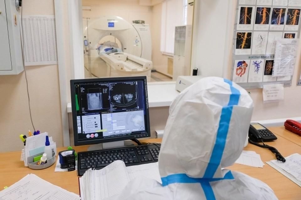В больницах проходят лечение около шести тысяч ковидных пациентов.