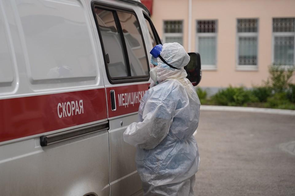 Число заболевших коронавирусом за сутки почти вдвое превысило число выздоровевших.