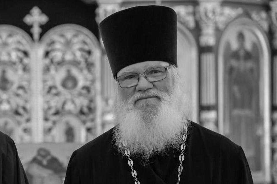 От коронавируса скончался священник Рязанской епархии Вячеслав Зикунков. Фото: Рязанская епархия.