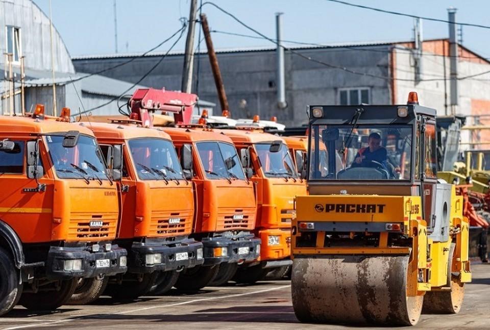 Закупка техники будет проходить поэтапно в течение пяти лет. Фото: сайт администрации Екатеринбурга