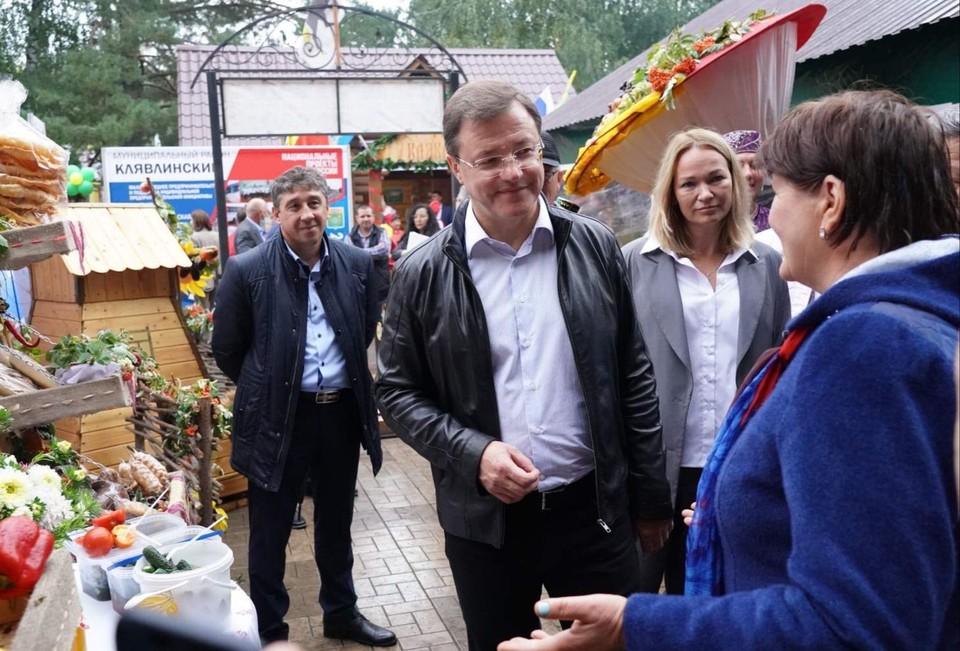 Фото правительства Самарской области