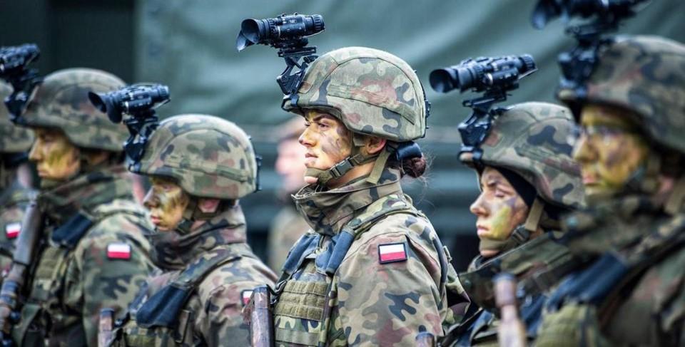 На границе с Беларусью Польша проводит свои военные учения «Рысь-21» в противовес «Западу-2021».
