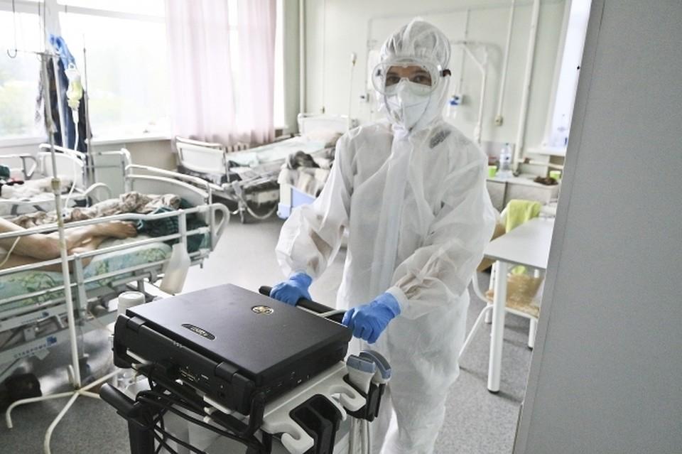 В Ростовской области коронавирусом заразились еще 473 человека