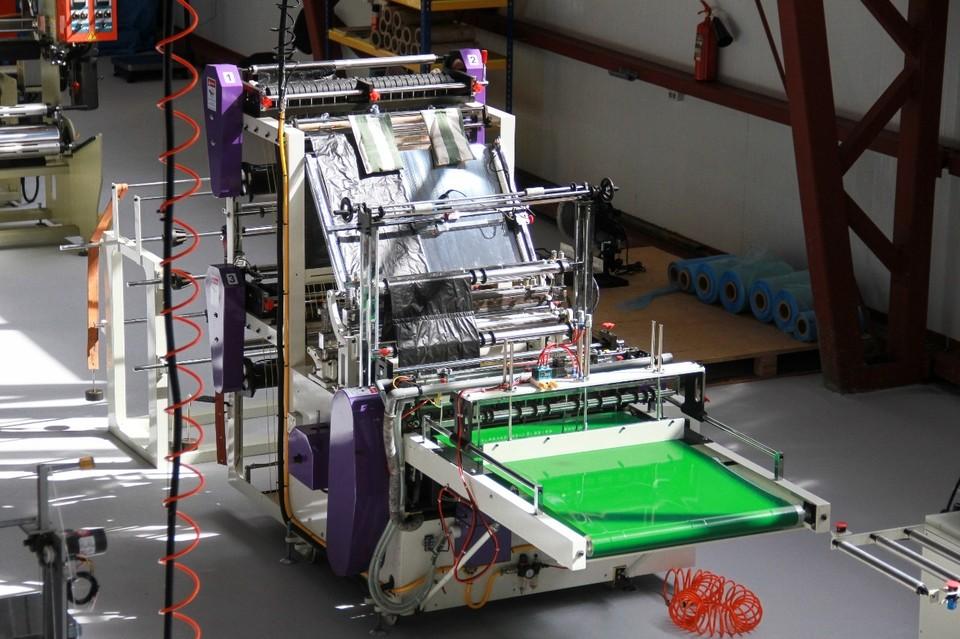 Высокотехнологичное оборудование было закуплено в китайской провинции Тайвань