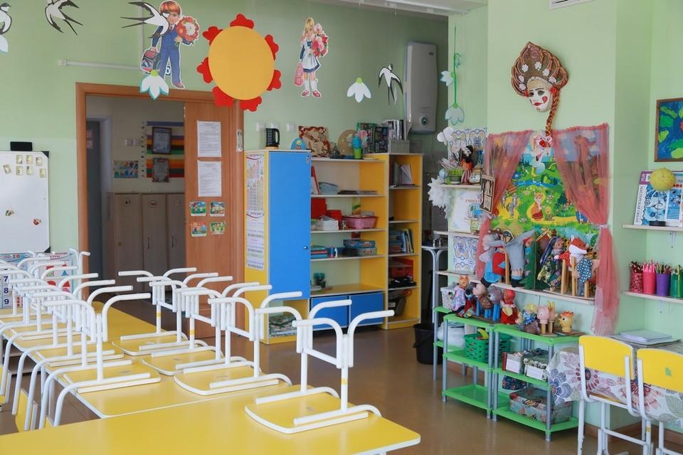 Пять детских садов построят в Красноярском крае до конца года