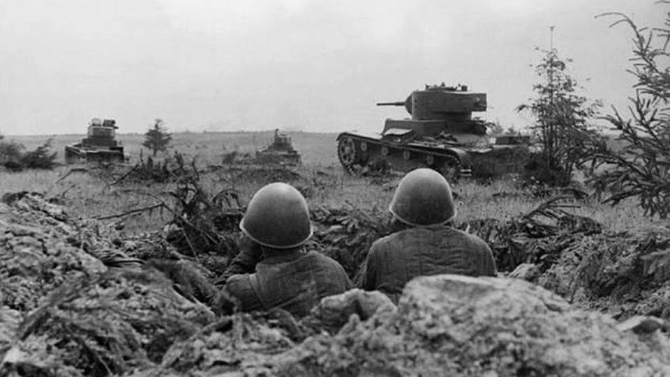 Документы о Смоленском сражении 1941 года рассекретили. Фото: rvio.histrf.ru