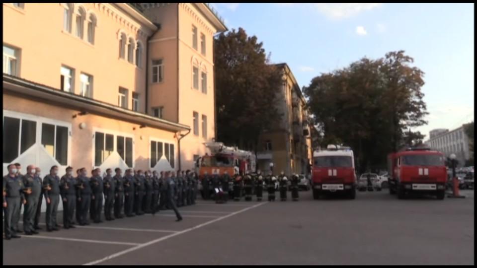 Церемония прощания в Воронеже