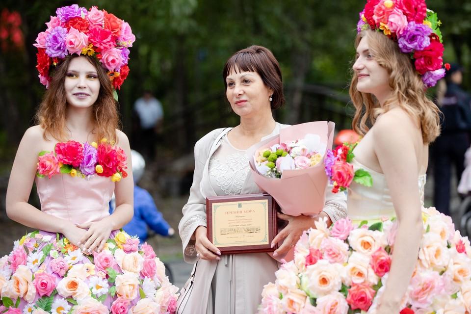 В День города награждали лауреатов премии мэрии областного центра