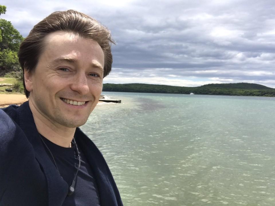 Сергей Безруков. Фото: инстаграм