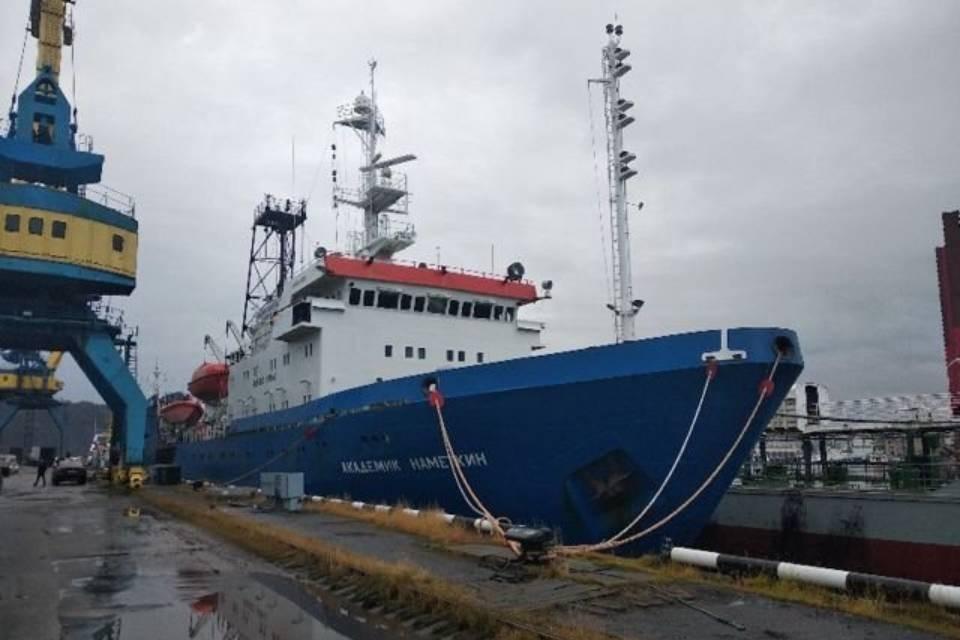 За исследовательское судно просят 96 миллионов рублей. Фото: www.avito.ru