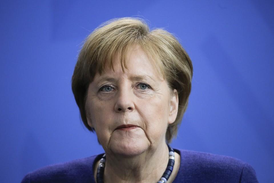 Меркель заявила, что миграционный кризис на границе с Беларусью – это гибридная атака. Фото: tass.com