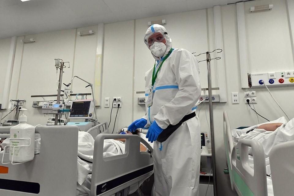 Общее число инфицированных коронавирусом в регионе составило 92 825 человек.