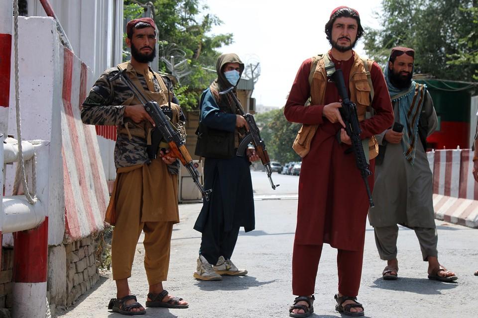Талибы* отказались от официальной инаугурации 11 сентября.