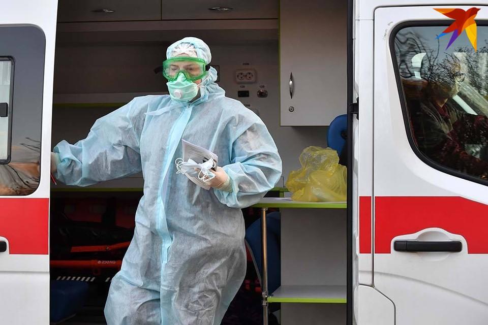 За сутки в Беларуси зарегистрированы 1 907 пациентов с коронавирусом