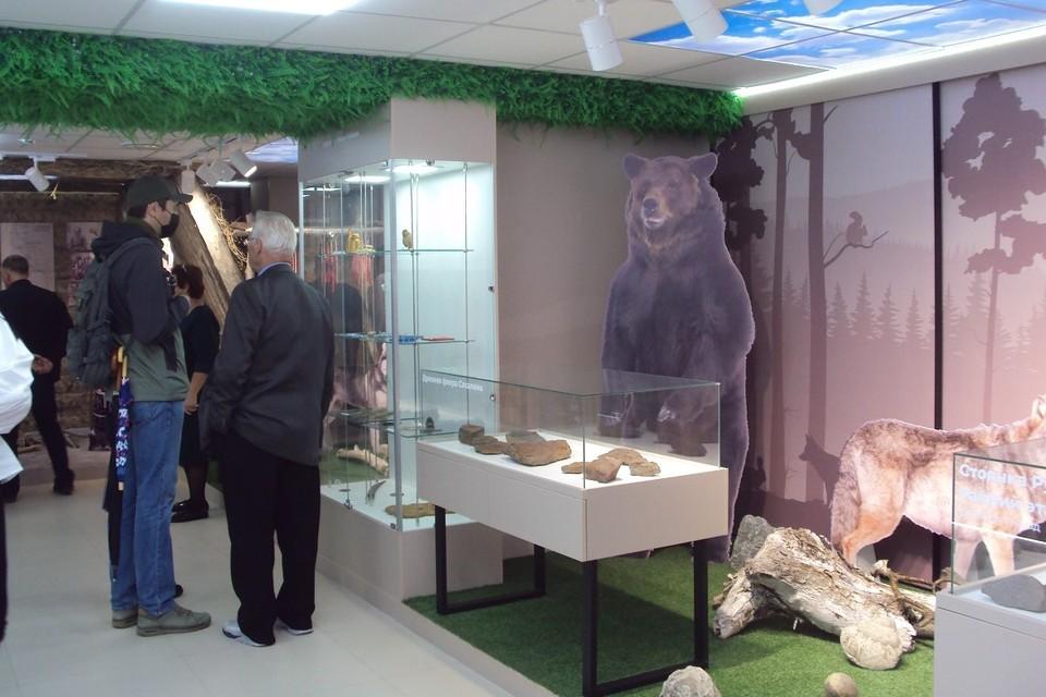 В Долинске открыл свои двери для посетителей историко-краеведческий музей