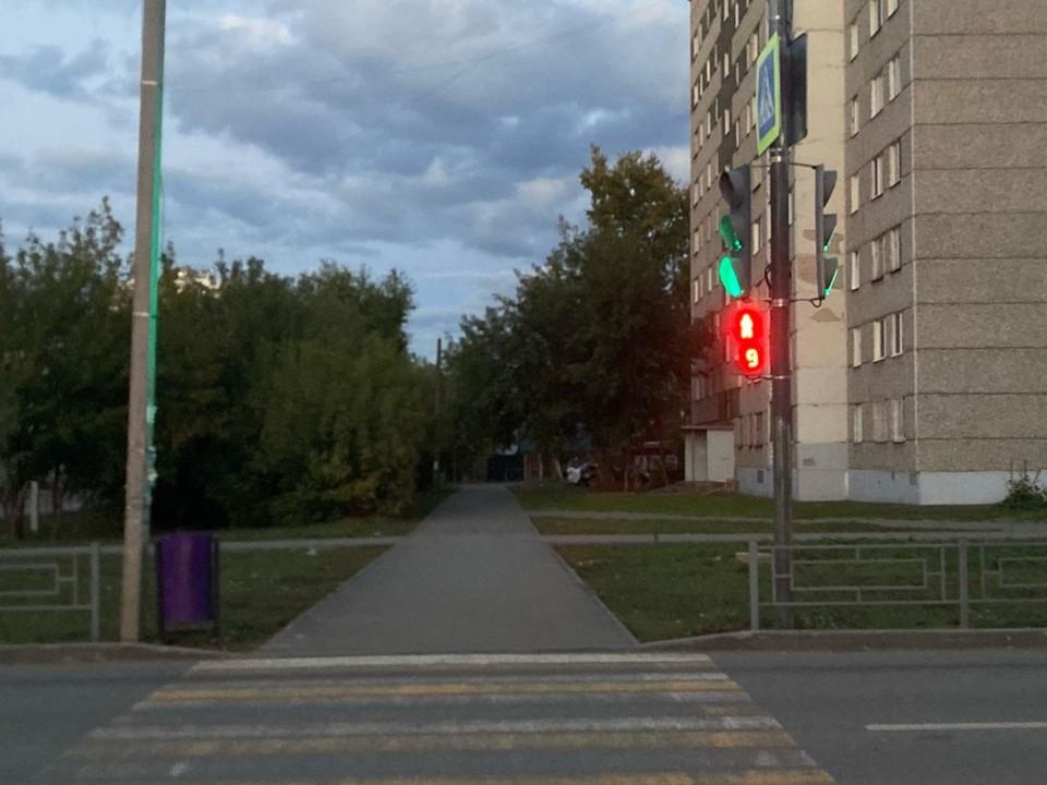 Данный участок считается аварийным. Фото: Ульяна Колмогорова