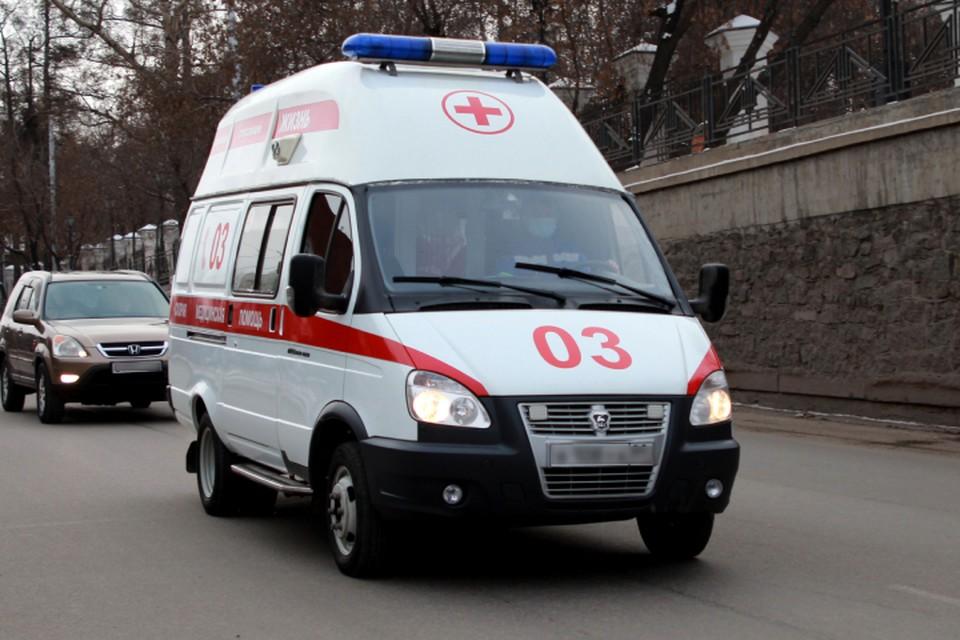 Мужчину срочно госпитализировали в ЦРБ.