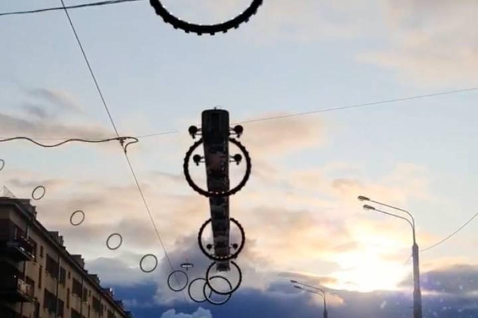 Петербургский блогер показал, как мог бы выглядеть гравиметрополитен