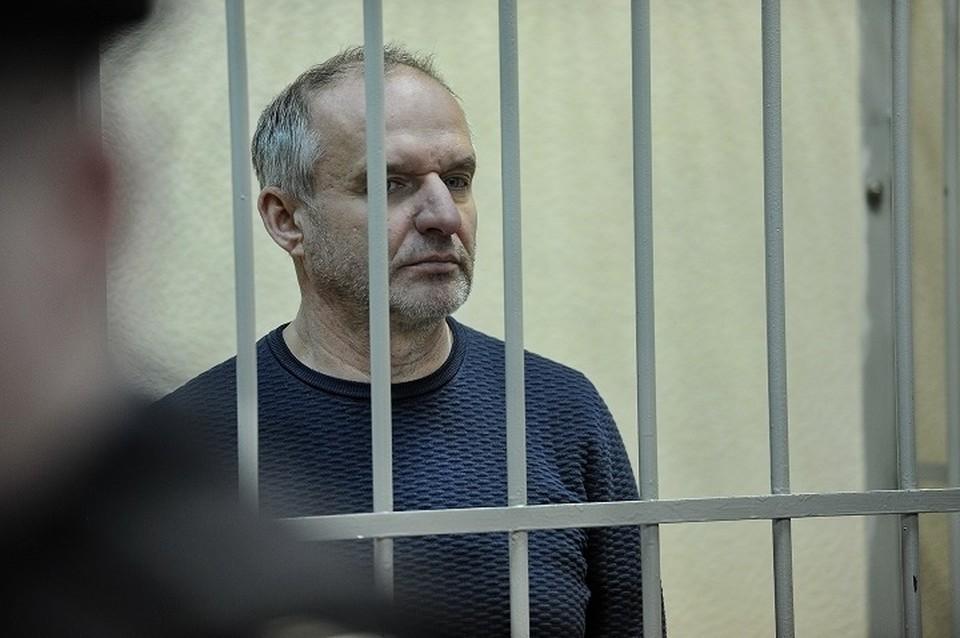 Михаила Шилиманова приговорили к девяти годам колонии и штрафу