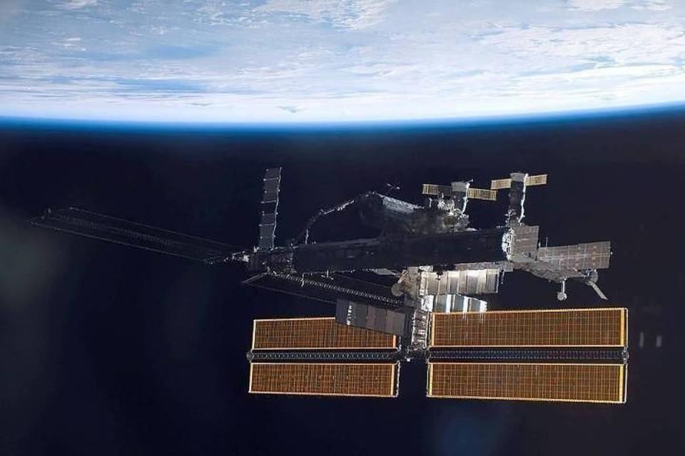 NASA хочет продлить работу МКС еще на десять лет Фото: пресс-служба NASA