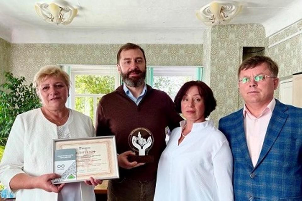 Александр Ведерников поздравил жителей Алехино с победой в конкурсе «Народные инициативы».