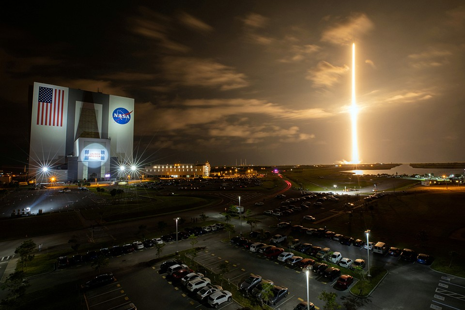 Успешный вывод 51 спутника Starlink подтвержден