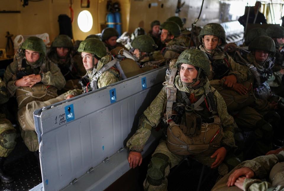 Генерал Вовк не считает, что российские войска угрожают Украине со стороны Белоруссии