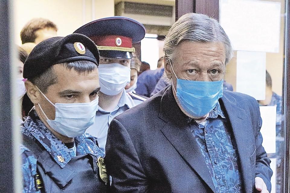 По словам знакомых, актер осознал свою вину и раскаивается. Фото: Андрей НИКЕРИЧЕВ/АГН «Москва»