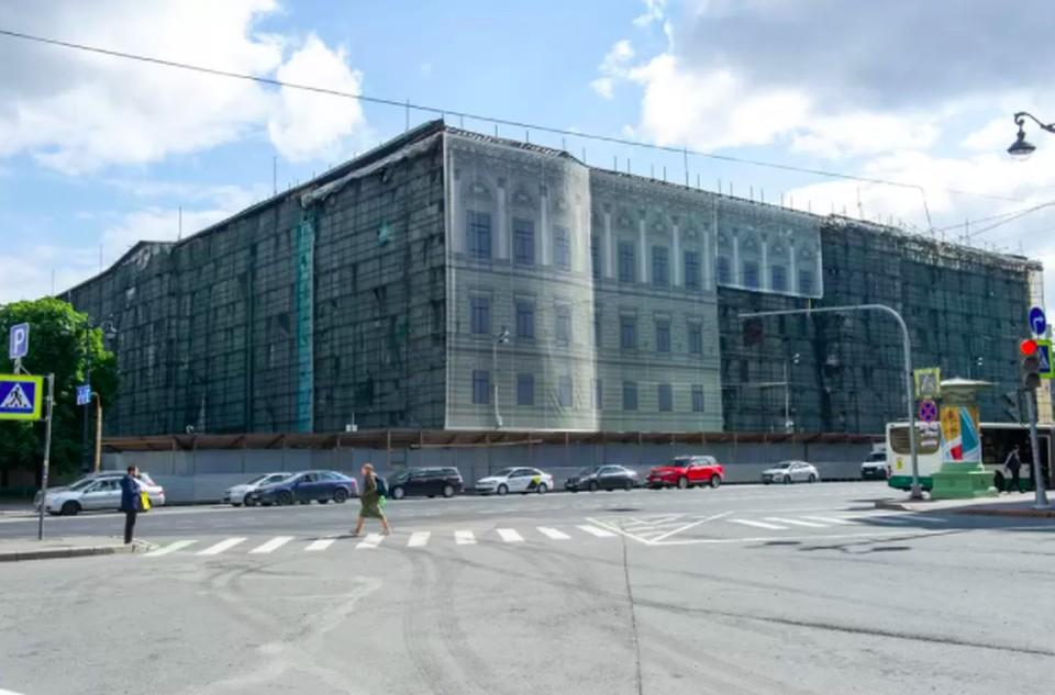 СК предъявил обвинение в краже денег на реставрацию петербургской консерватории