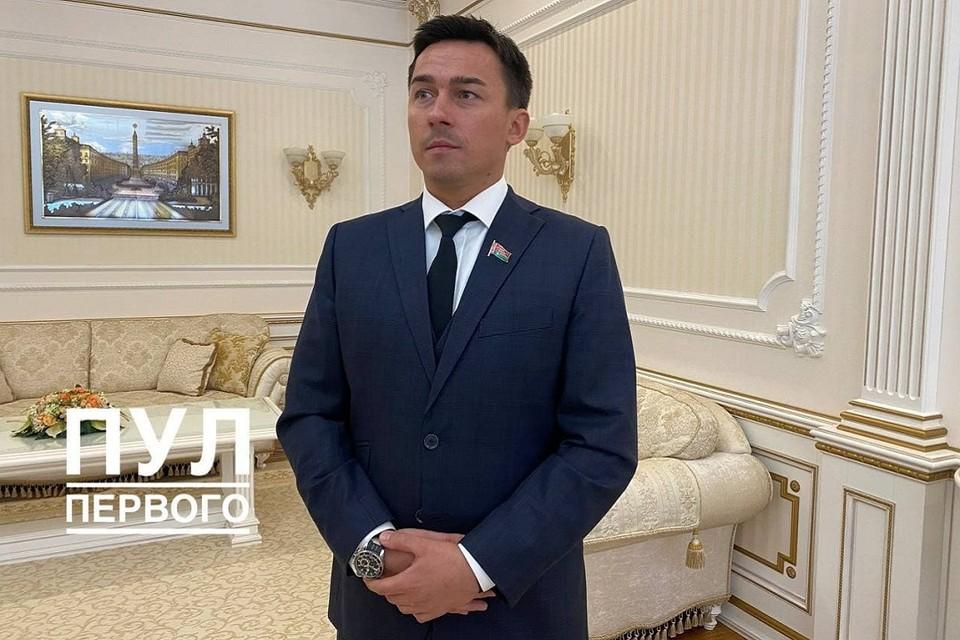 Дмитрий Басков назначен в Совет Республики. Фото: телеграм-канал «Пул Первого»