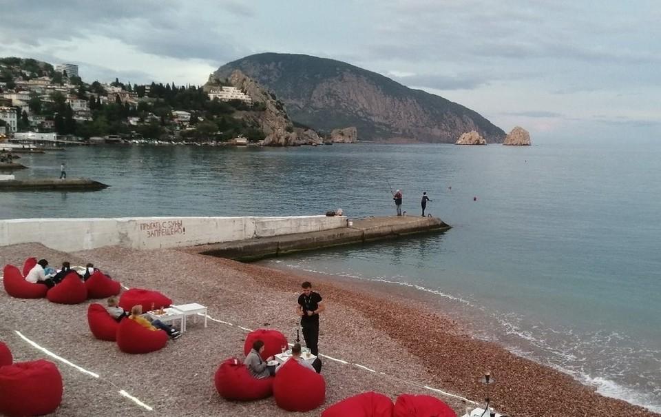 В Гурзуфе проведут реконструкцию набережной