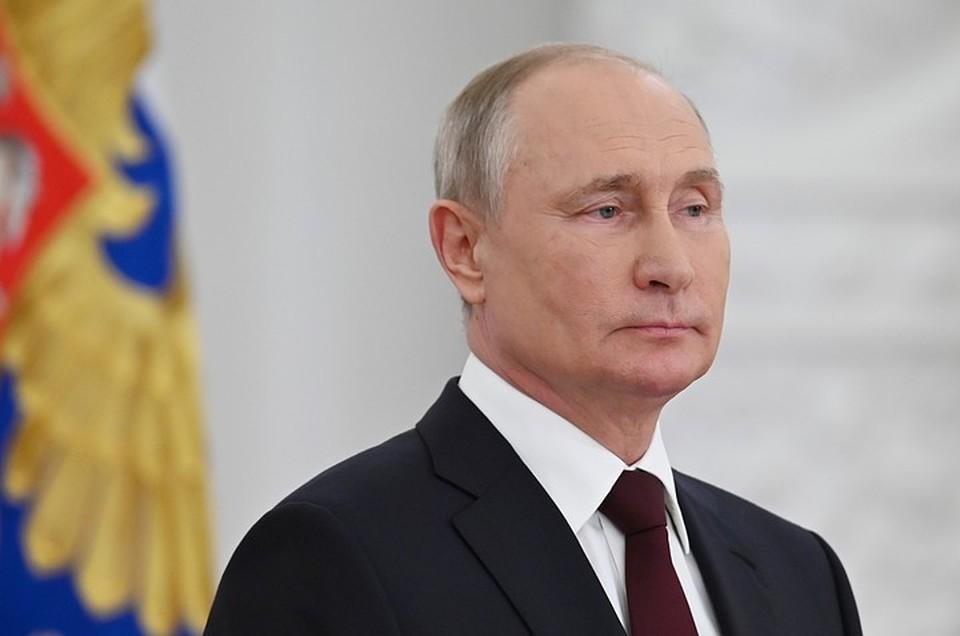 Путин призвал сохранить высокий уровень командной работы