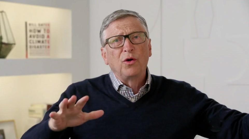 Миллиардер Билл Гейтс