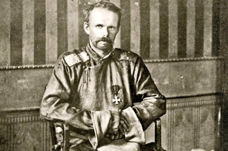 Роман фон Унгерн вошел в историю как человек невероятных амбиций. Фото: http://bsk.nios.ru/