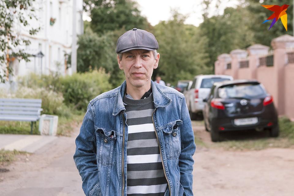 Андрей Степанюк так и не смог бросить музыку