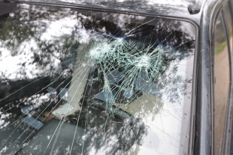 Под Смоленском 35-летний мужчина разбил Volkswagen Tiguan бывшей жены.