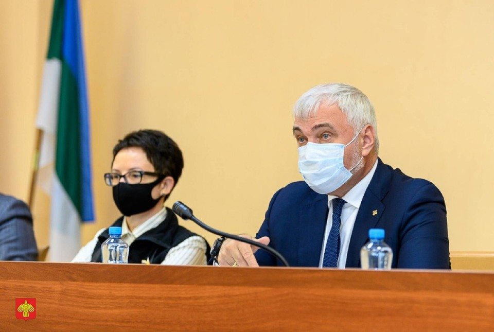 Фото: пресс-служба главы Коми