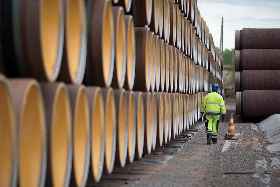 Цена газа в Европе побила новый рекорд, превысив 880 долларов за тысячу кубометров