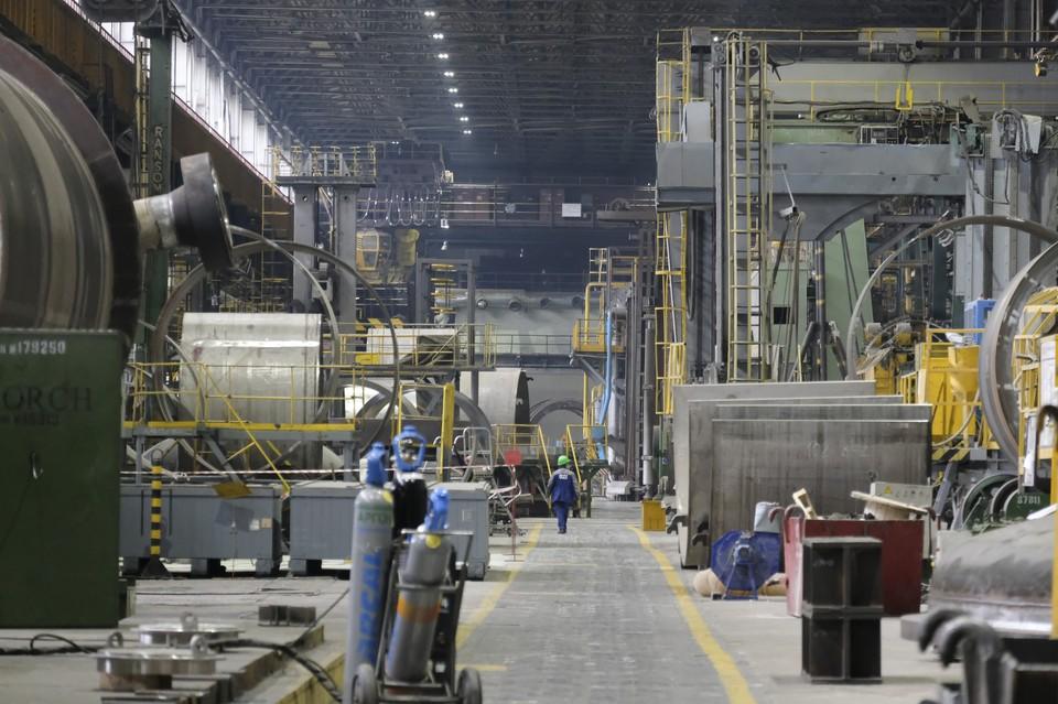 Контролировать работу Невского завода будет Setl Group